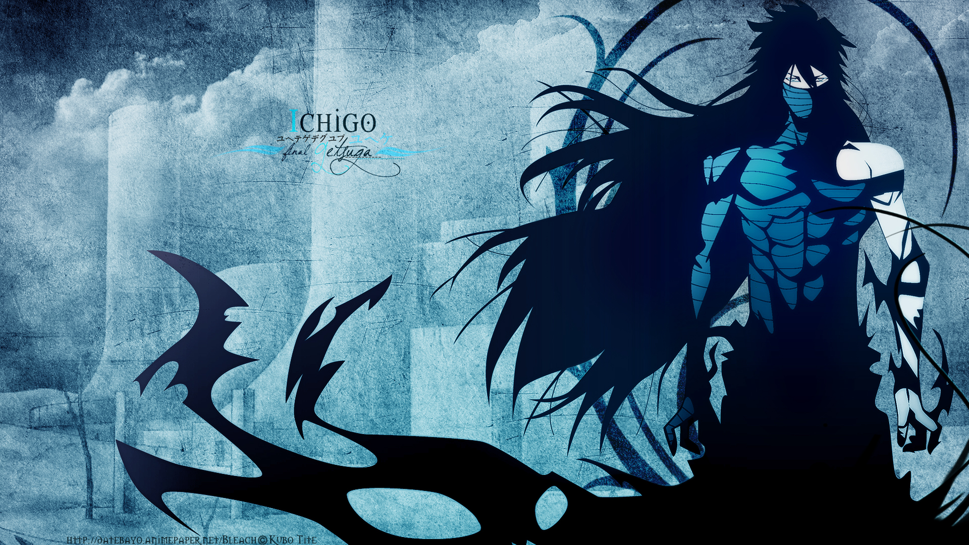 bleach wallpaper 1920 x 1080 - photo #37